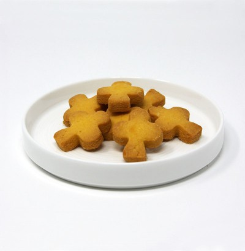 Saffron Cookies - Collina...