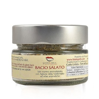 Bacio Salato - KissingGarlic