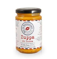 Pumpkin Soup - KissingGarlic