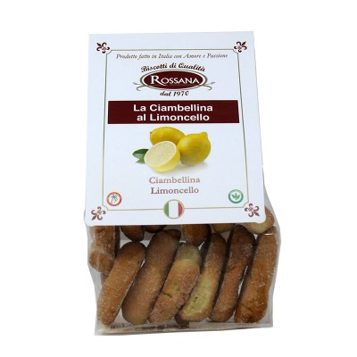 Limoncello Donuts - Rossana