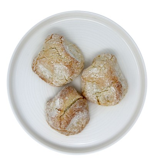 The Soft Pistachio Cookies...