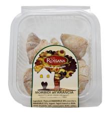 The Soft Orange Cookies -...