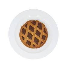 Hazelnut Cream Pie - Rossana