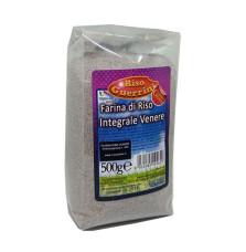 Black Venere Brown Flour...