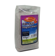 Flour of Black Whole Rice -...