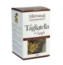 Egg Tagliatelle with...