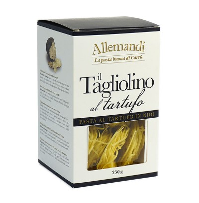 Egg Tagliolini with Truffle...