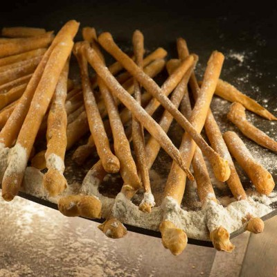 Whole Flour Breadsticks -...