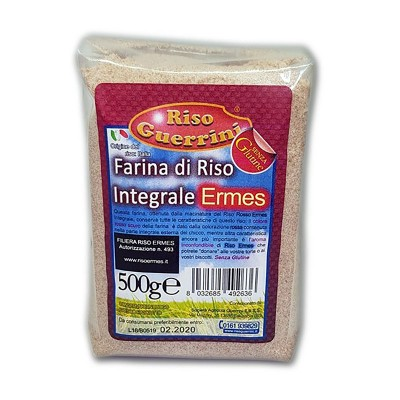 Red Ermes Brown Flour Rice...