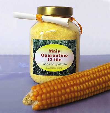 "Corn Flour ""Quarantino"" La..."