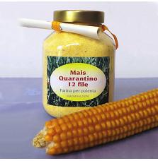 "Farina di Mais ""Quarantino""..."