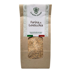 Lentils Flour - La Bona Usanza