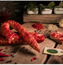 Calabrian Horseshoe Sausage...