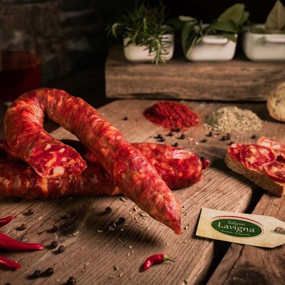 Spicy Calabrian Horseshoe...