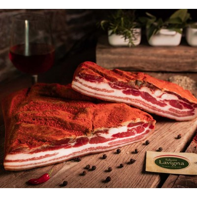 Stretched Bacon -...