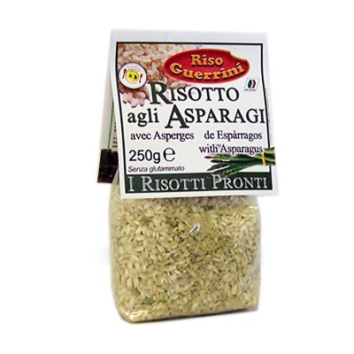 Carnaroli Rice with...