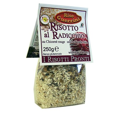 Carnaroli Risotto with Red...
