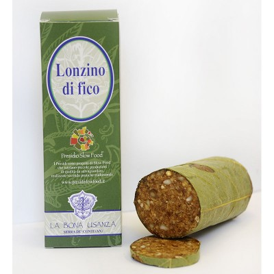 "Dried Fig Log ""La Bona Usanza"""