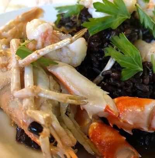 Black Whole Rice - Guerrini