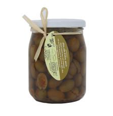Olive Schiacciate Sott'Olio...